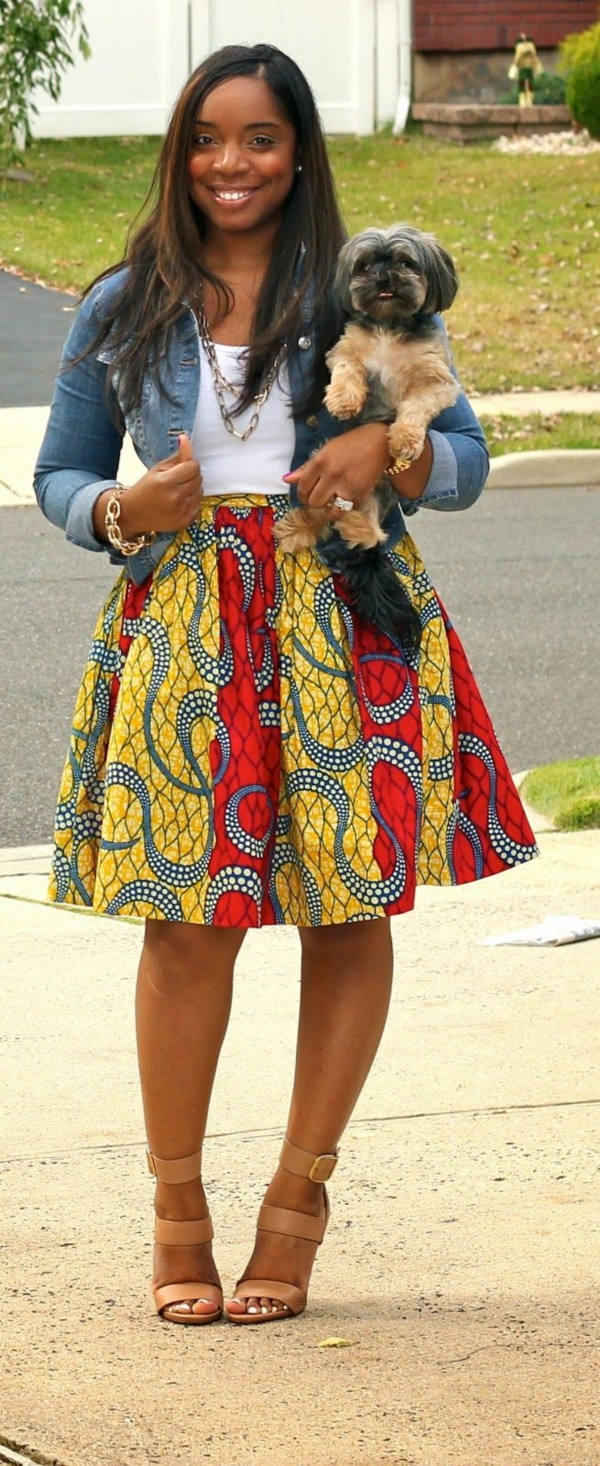 50 Top African Traditional Dresses Designs 24