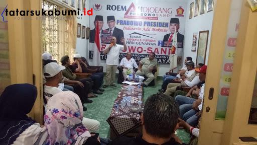 Jalan Santai Bersama Prabowo di Sukabumi, Peserta Terbanyak se-Jabar dan ke-2 Tingkat Nasional