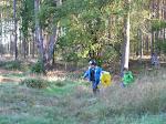 Wyjście do lasu klasy III 30.09.2015