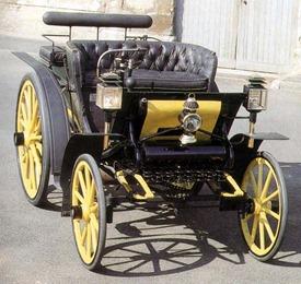 Delahaye Type 1 1895
