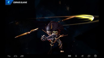 Corvus Glaive - Infinito