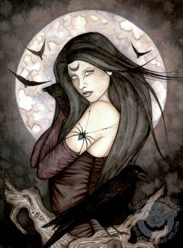 Dark Queen, Night Magic
