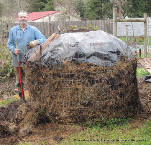 Album: Making Biochar Compost