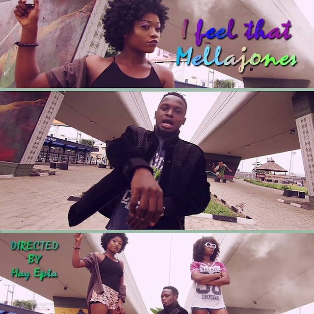 New Video: Mella Jones - I Feel That