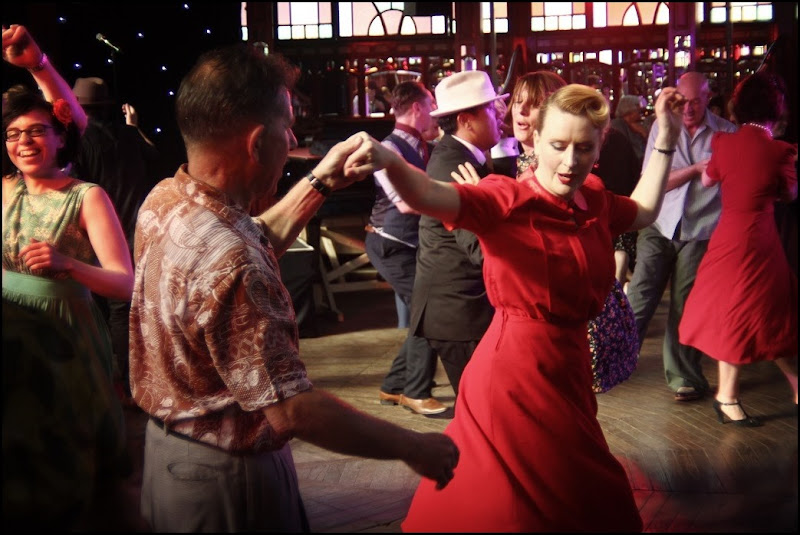 Ragroof Tea Dance Tops and Tails - The Adnams Spiegeltent, Sunday 22 May,1pm