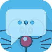Messaging 7 Theme for Doraemon