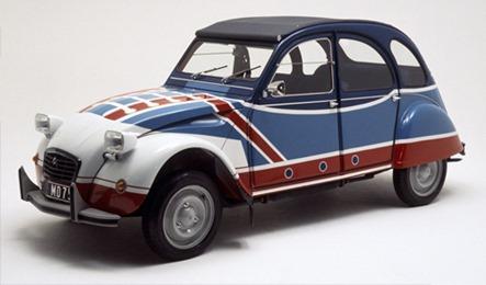 Citroën 1977 2 CV Basket