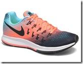Nike Air Zoom Pegasus 33 Black Lava Glow