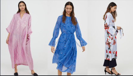 H&M Has Launched Its First Modest Clothing Collection