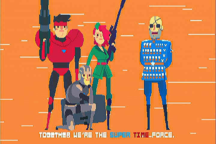 Super Time Force Review