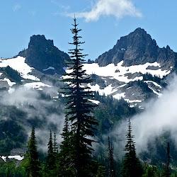 Mt. Rainier: Lakes Trail