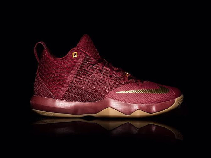 f214a2db448 ... Nike Ambassador 9 Gets a High Quality Preview in True Cavs Colors ...