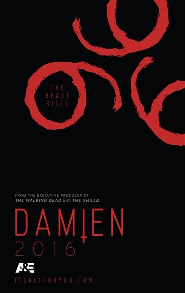 Damien Dublado – 1ª Temporada Completa - series sucessos