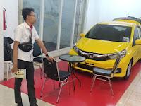 Pameran Mobil Honda Di Swalayan Goory Ngalian