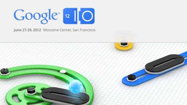 Google I/O Input Output 2012
