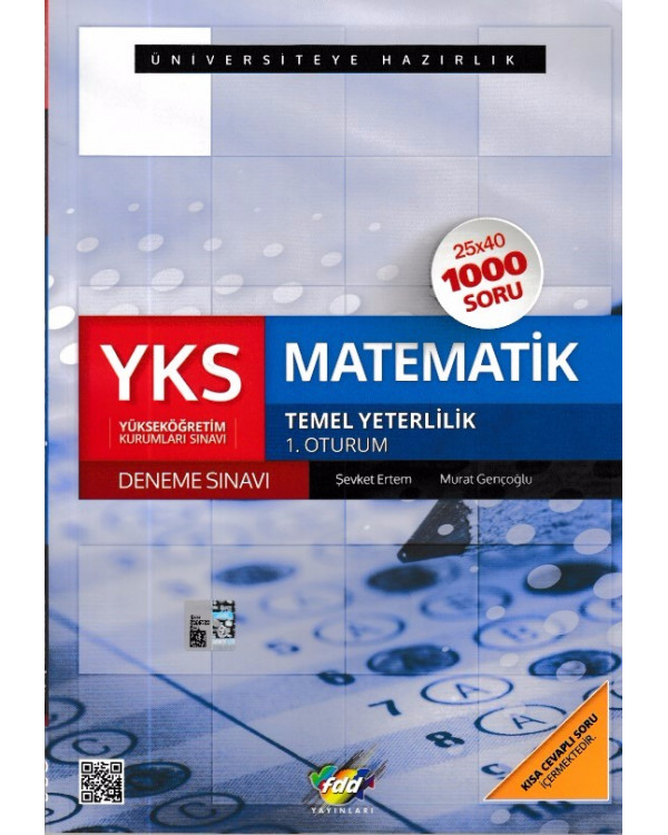 FDD 25 TYT Matematik Deneme.pdf