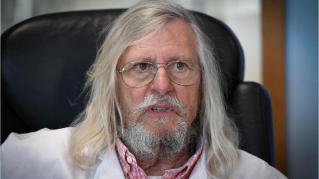 """الطبيب الفرنسي ديدييه راؤول: """" كورونا يختفي بعد 4 أيام مع علاج 'كلوروكين'"""