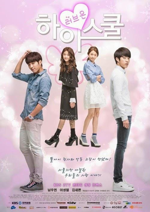 Phim Tình Yêu Học Đường - High School Love On