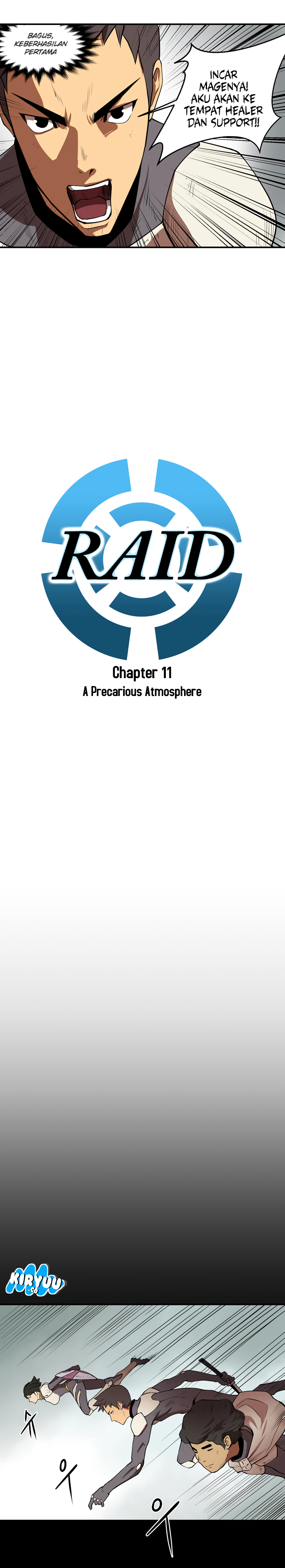 Raid Chapter 11