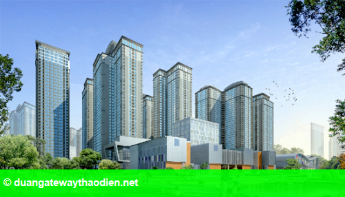Hình 2: Mua căn hộ Goldmark City được chiết khấu đến 7%