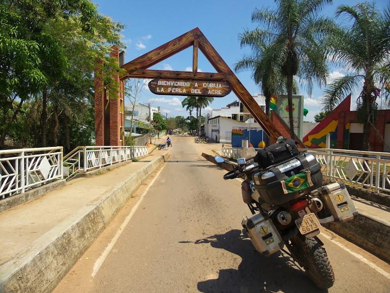 Brasil - Rota das Fronteiras  / Uma Saga pela Amazônia 20140831_125736