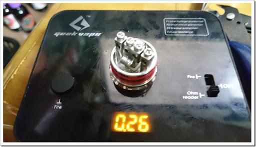 DSC 1246 thumb%25255B3%25255D - 【RDA】爆煙四角型黒い悪魔!Wotofo Atty3 Cube RDAレビュー!