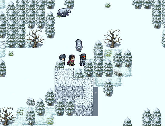 [RPG Maker VX] The Redemption Saints (Juego completo) Screenshots_11