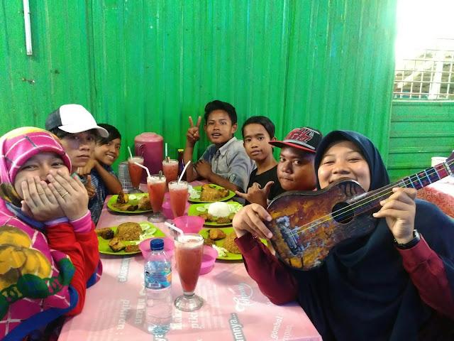 Nasriati Muthalib Fasilitatior Anak Jalanan Medan