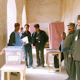 2004: Afghanistan Election Mission