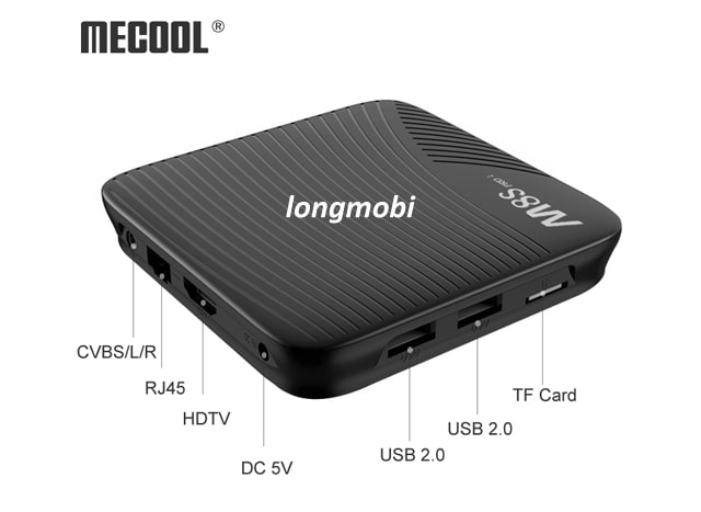 android tv box mecool m8s prol