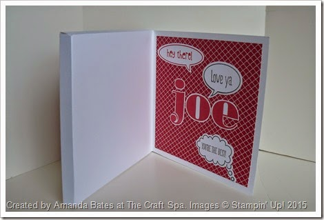 Shadow Box Frame Card - Joe 16 - by Amanda Bates at The Craft Spa (1)