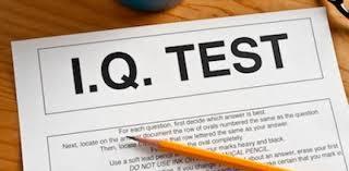 Design IQ Test