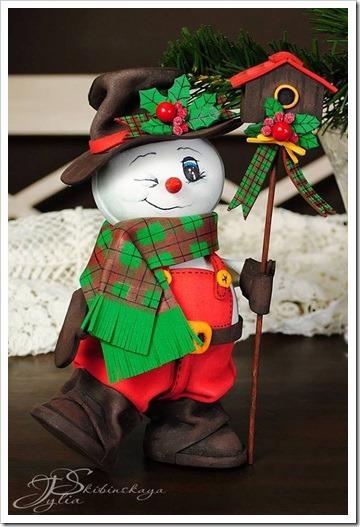 adornos navidad caseros (9)