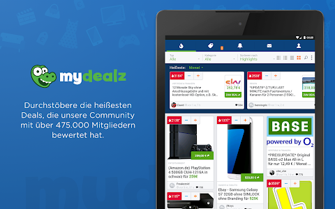 mydealz – Gutscheine & Deals screenshot 5