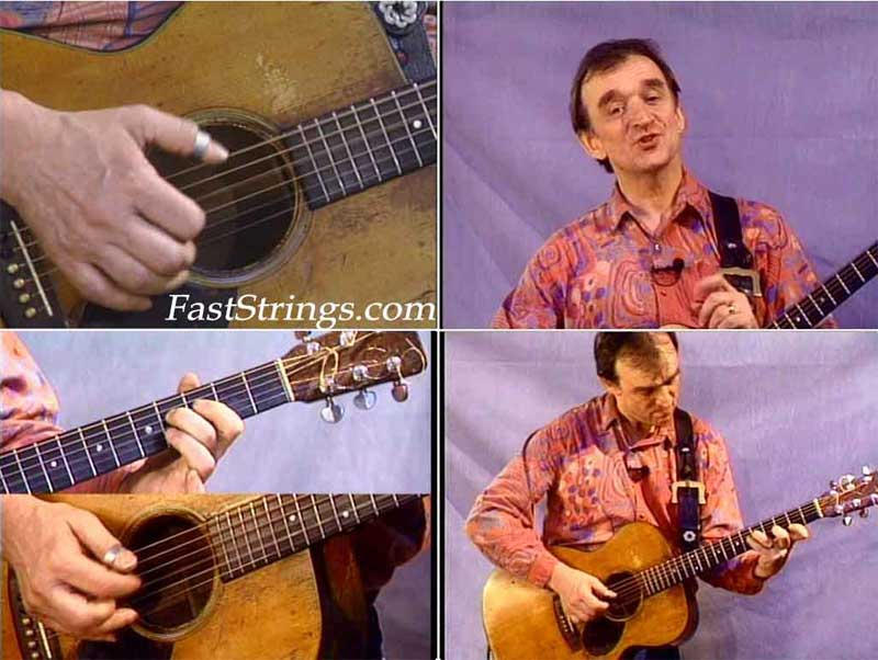 Martin Carthy - British Fingerstyle Guitar