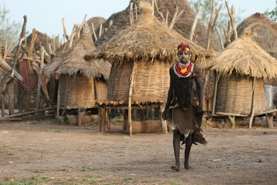 Pri plemenu Karo