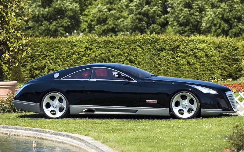 Mercedes-Benz Maybach Exelero – $8 Million most expensive car on the planet (3)