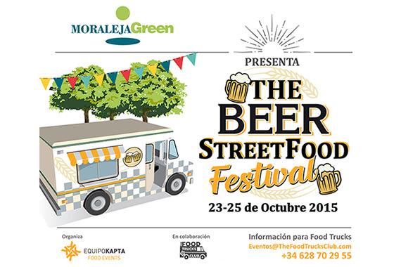 The Beer Street Food Festival, 23, 24 y 25 de octubre en Moraleja Green