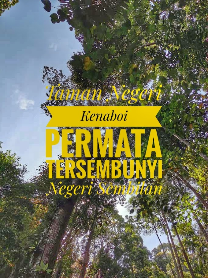 Taman Negeri Kenaboi - Permata Tersembunyi Negeri Sembilan