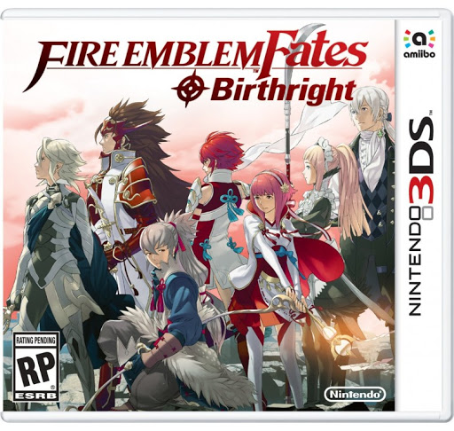 [GAMES] Fire Emblem Fates Birthright (3DS/EUR/MULTi5)