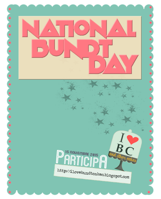eBook National Bunt Cake Day 2015 -IloveBundtCakes
