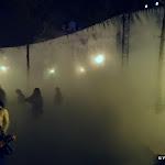 """Nuit Blanche Paris 2013 : Fujiko Nakaya - Fog Installation #07156R """"FOG SQUARE"""", 2013 (Place de la République)"""