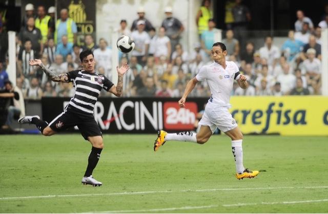 Corinthians cai na Vila e perde a invencibilidade na temporada