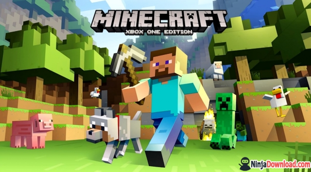 Download Game Minecraft - All About Minecraft