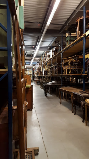 Endless table choices at the Stratford Festival Costume Warehouse. From Visiting Stratford, Ontario? The first thing you need to do...