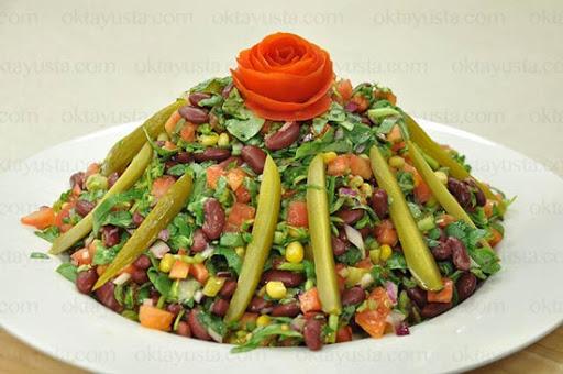 Meksika Salatası