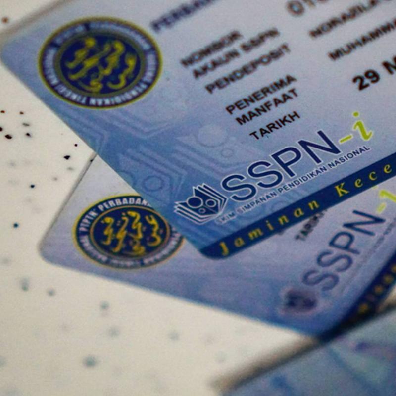 Menyimpan dari sekarang dengan SSPN-i Plus !