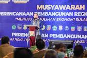 PLT Gubernur Sulsel Andi Sudirman Sulaiman Hadiri Musrenbang Regional Sulawesi di Kendari
