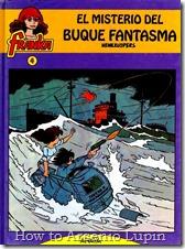 Franka  - El Misterio del Buque Fantasma #4 - página 1