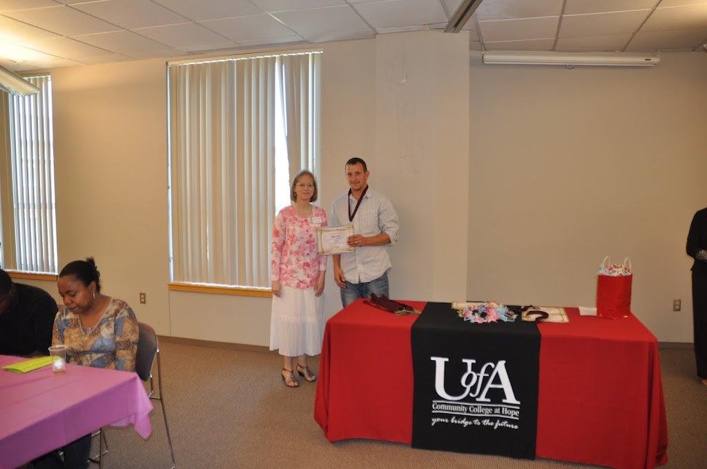 Student Government Association Awards Banquet 2012 - DSC_0100.JPG
